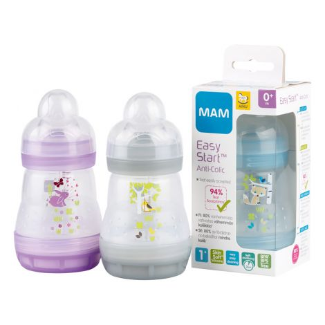 AINU MAM EASY START TUTTIPULLO 160 ML ANTI-COLIC