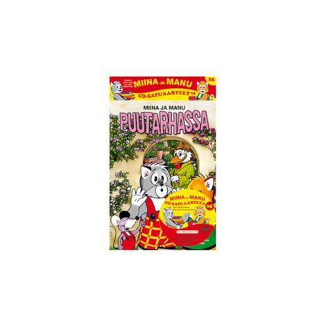 CD-SATUAARTEET 25: PUUTARHASSA JA SALAPERÄINEN LENTÄJÄ
