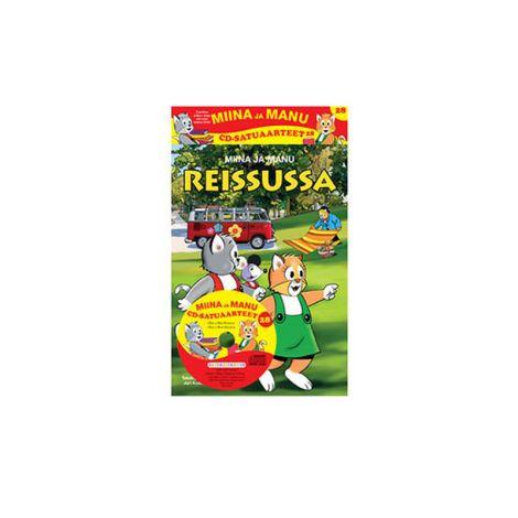 CD-SATUAARTEET 28: REISSUSSA JA SIRKUKSESSA