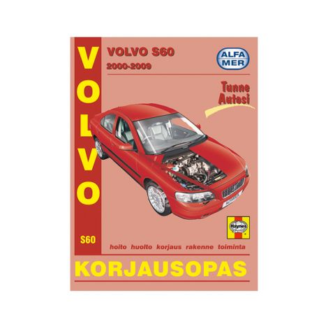 ALFAMER VOLVO S60 2000-2009