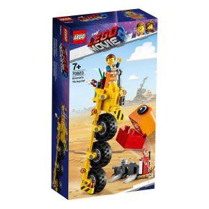 LEGO Movie 2 70823 Emmetin kolmipyörä!