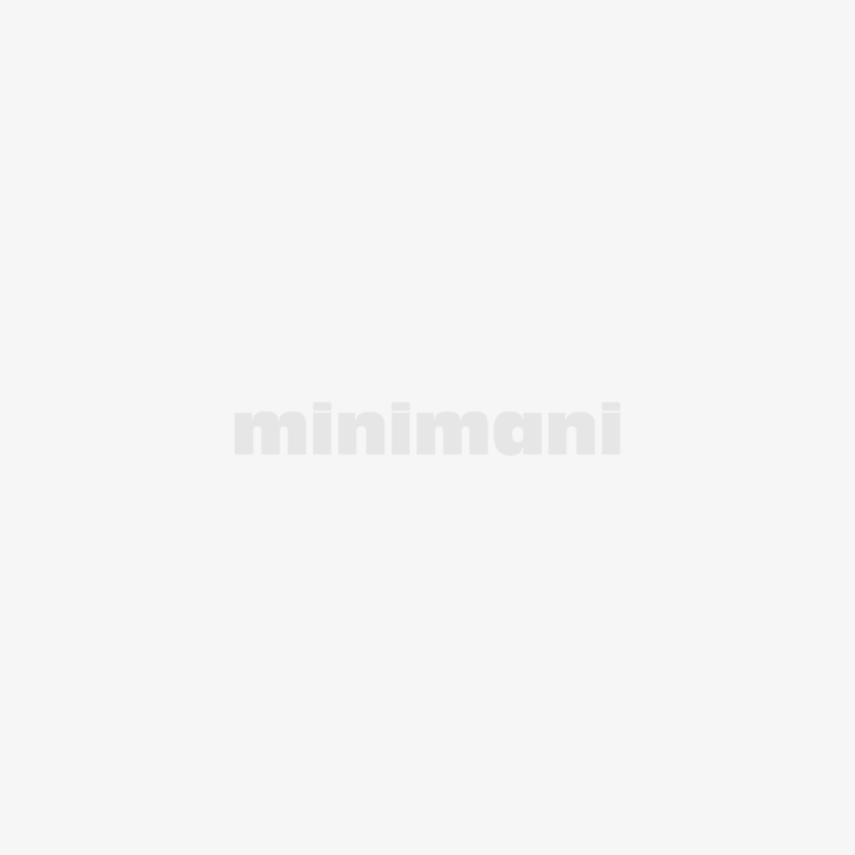 MYRSKYLYHTY 38CM MUSTA/VALKOINEN