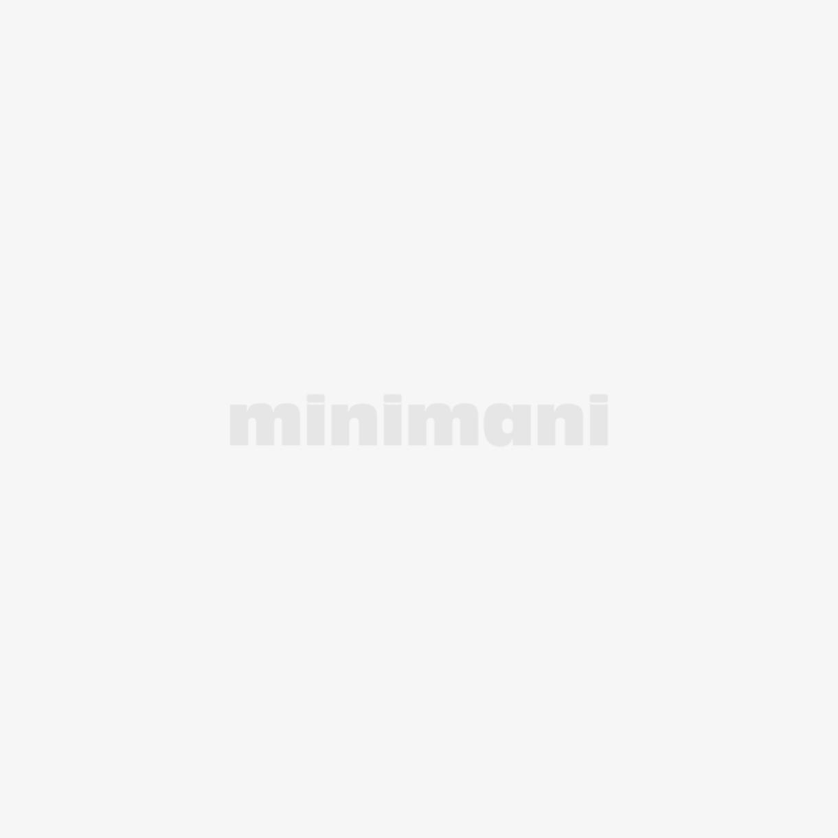 Puuvillamatto Kylä 140x200cm, musta-valkoinen